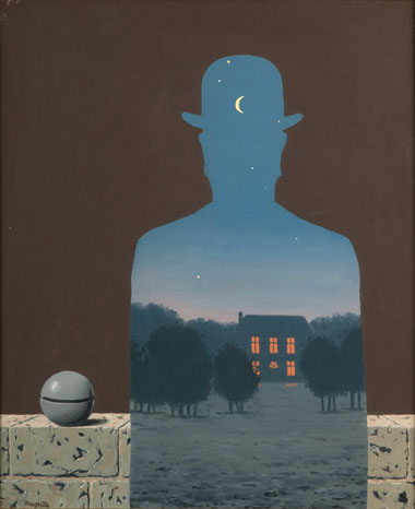 Рене Магритт в MOMA Сан-Франциско