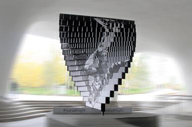 Moscow Design Week 2017: игра Icarus
