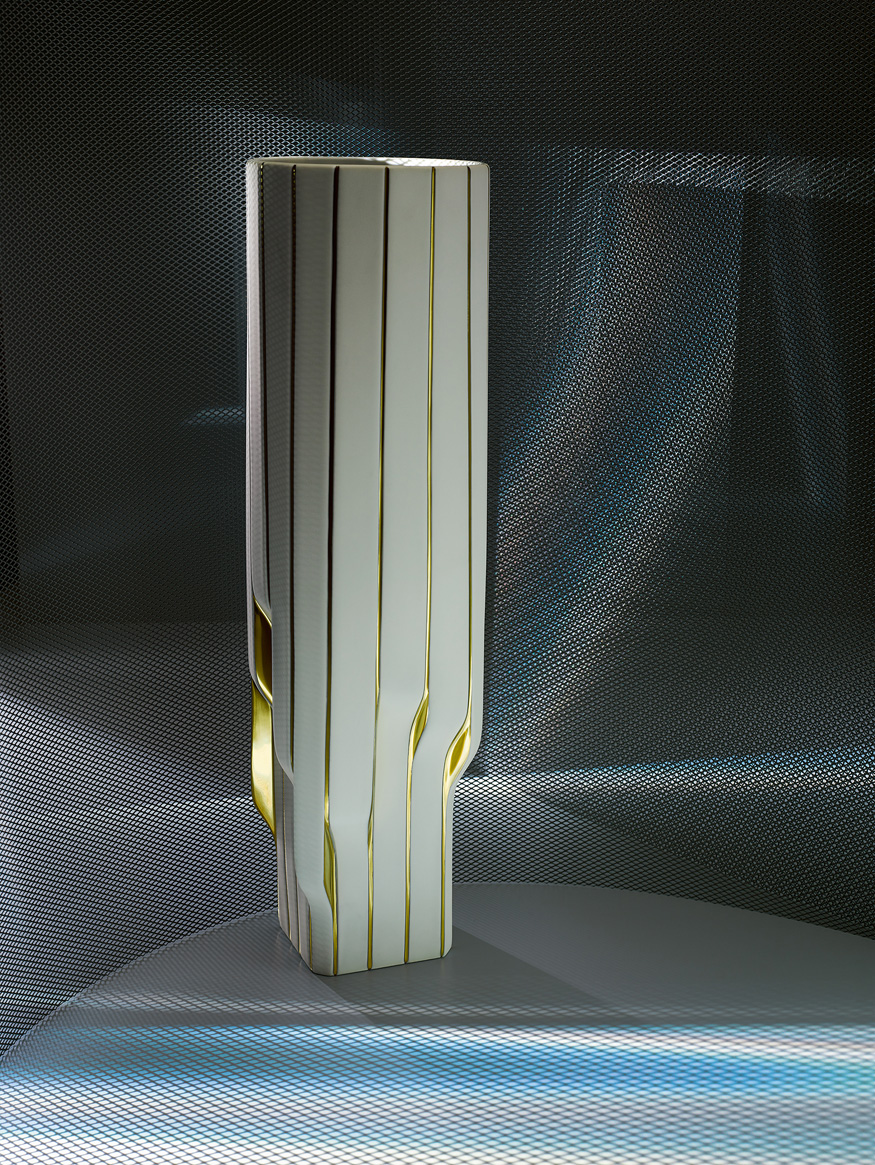The Strip Collection, Zaha Hadid Design for Rosenthal, photo Rosenthal