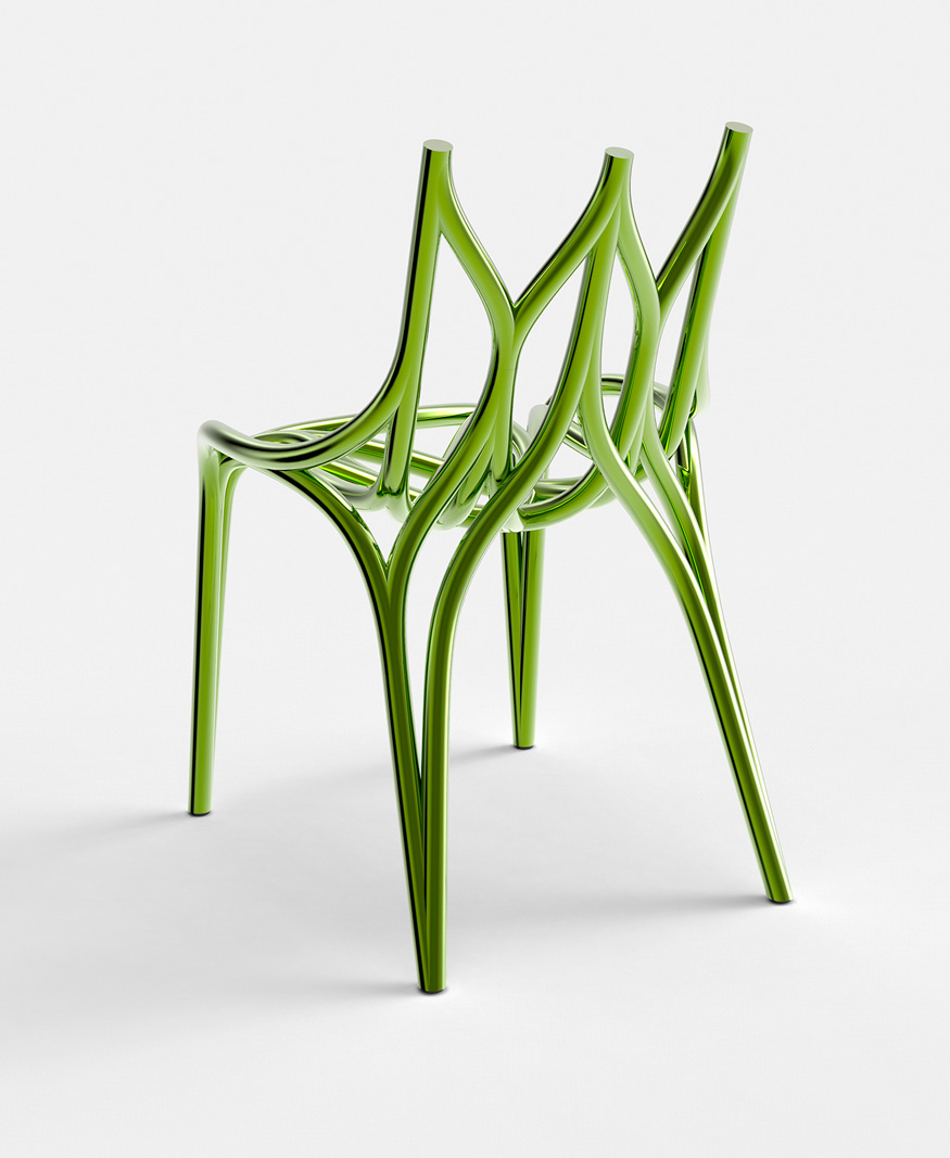Nature of the Wild chair by Eugeni Quitllet