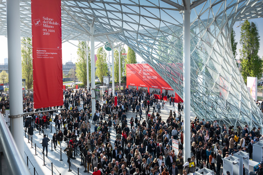 ISaloni 2021: new dates 5-10 September 2021